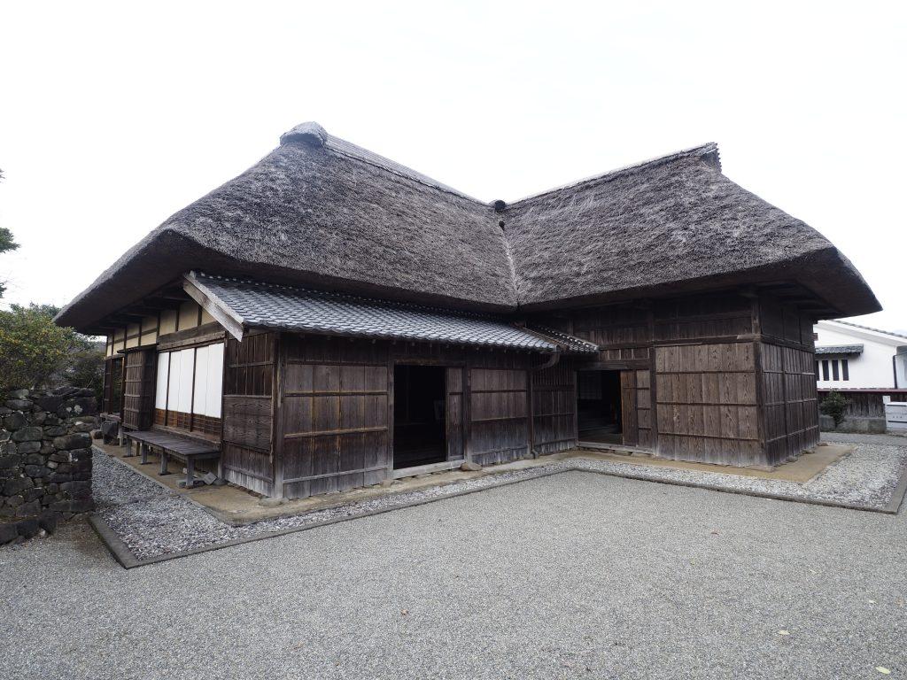 太田家住宅(おおたけじゅうたく)